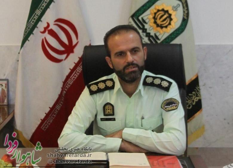 Photo of سارق سابقه دار با ۳۷ فقره سرقت در شاهرود دستگیر شد