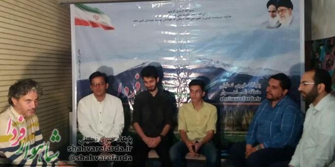 Photo of بزودی/ناگفته های عجیب و شنیدنی از عباسی کارگردان نمایش بزرگ بربال ملائک