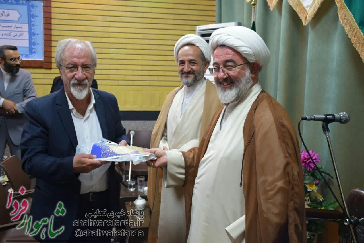 Photo of نشست خبری امام جمعه شاهرود با اصحاب رسانه