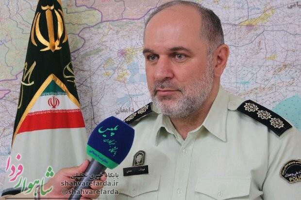 Photo of ۷۵ درصد سرقت در استان سمنان خرد است/سارقان جرات سرقت ندارند