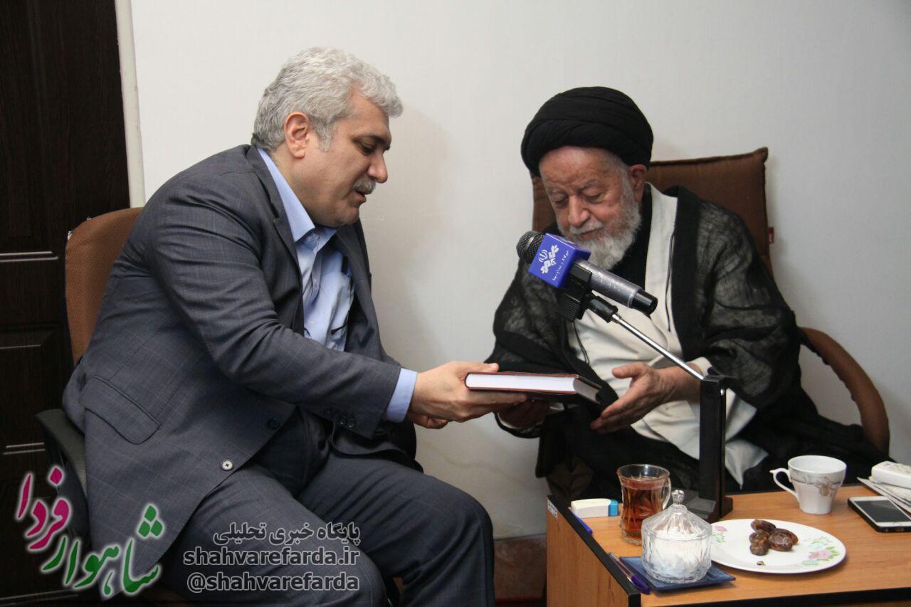 Photo of تمجید آیت الله شاهچراغی از استانداران دولت روحانی / استانداران سمنان خوب بوده اند