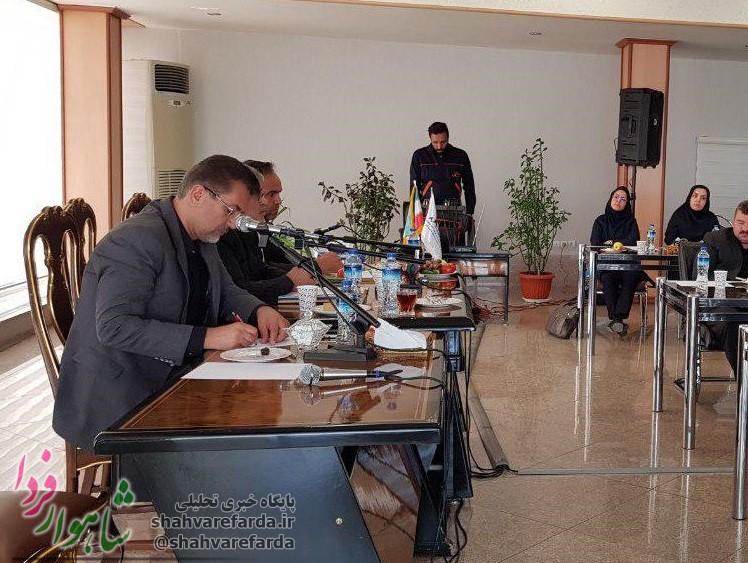Photo of نشست اتاق بازرگانی استان سمنان برای اولین بار در شاهرود برگزار شد