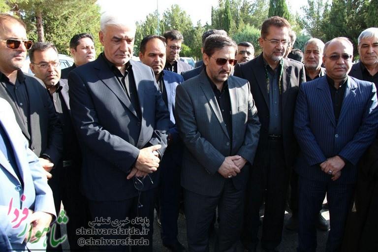 Photo of استاندار سمنان در بیارجمند/ مطالبات مردم را مورد توجه قرار دهید
