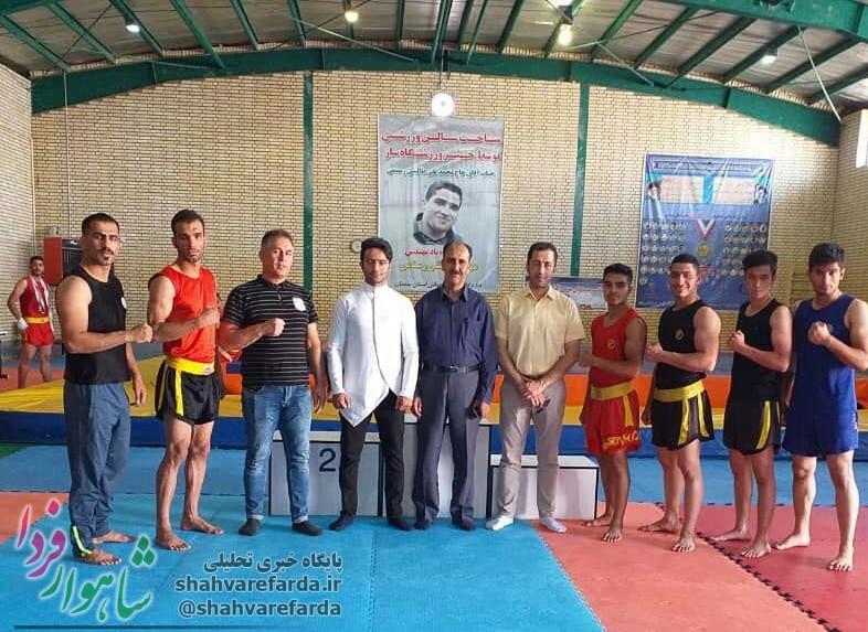 Photo of شاهرود قهرمان مسابقات ووشو استان سمنان  شد/ راهیابی به مسابقات کشوری