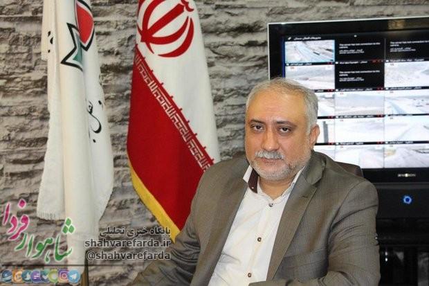 Photo of لاستیک بین رانندگان ماشین سنگین در استان سمنان توزیع شد