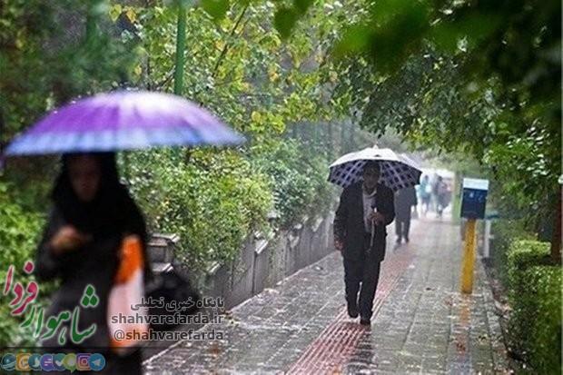 Photo of بارش باران در شاهرود/ کاهش دما به زیر صفر
