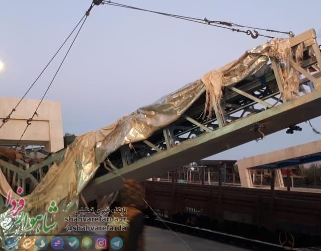 Photo of آغاز عملیات نصب پله برقی در ایستگاه راه آهن شاهرود