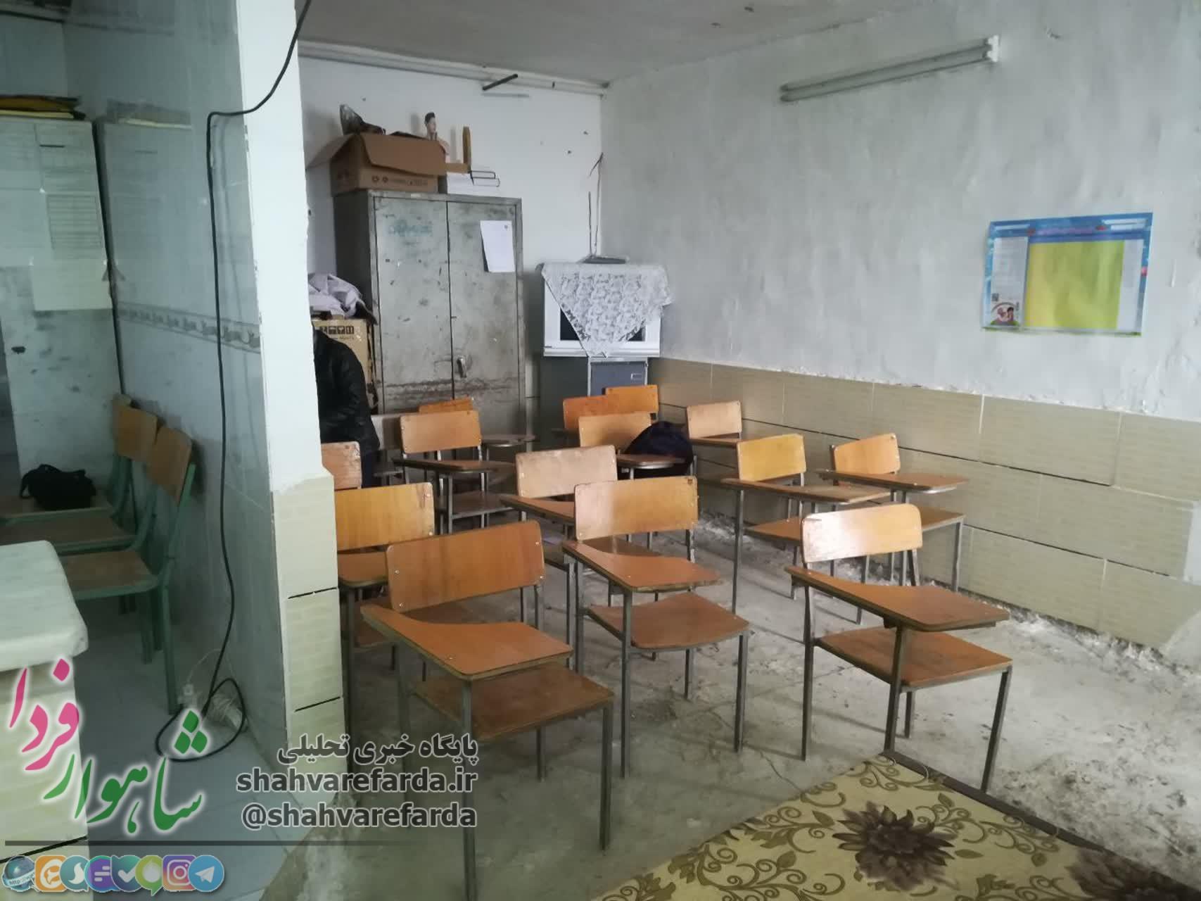 Photo of مسئولان مرکز نشین در اتاق های گرم / دانش آموزان ابری با پتو هم می لرزند