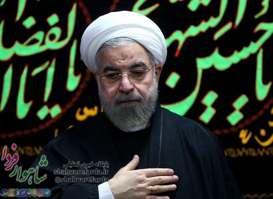 Photo of رئیس جمهور عزادار شد / روحانی در سوگ خواهر خود نشست