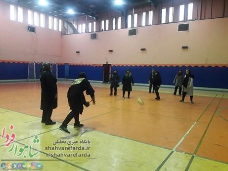 Photo of مسابقات داژبال بانوان قهرمانی کارگران کشور در شاهرود آغاز شد