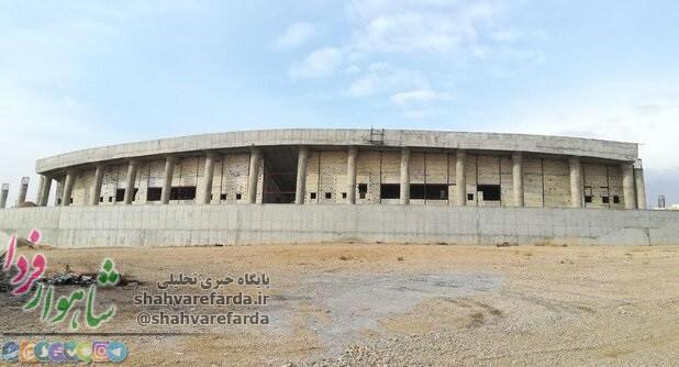 Photo of فاز یک ورزشگاه ۱۵ هزار نفری شاهرود دهه فجر افتتاح میشود