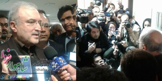 Photo of خبر خوش وزیر بهداشت برای شاهواریها/ دستور استقلال کامل علوم پزشکی شاهرود از سمنان