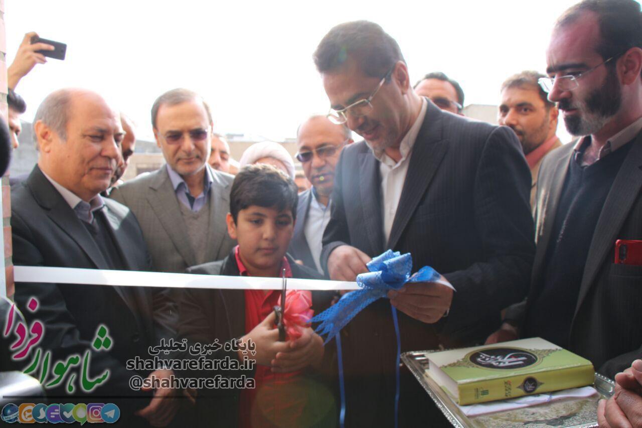 Photo of زورخانه امیرالمومنین(ع) مجن افتتاح شد/ معاون وزیر ورزش و جوانان به مجن سفر کرد