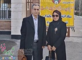 Photo of رضا آرین برای انتخابات مجلس در حوزه انتخابیه شاهرود و میامی نام نویسی کرد