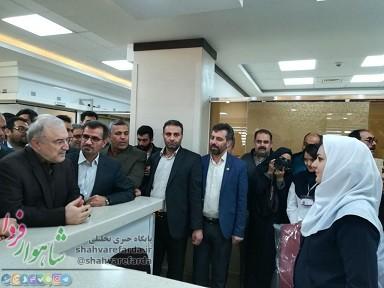 Photo of ۳۰ میلیارد تومان برای اورژانس بیمارستان امام حسین (ع) هزینه شد