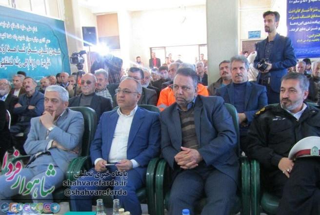 Photo of مراسم گرامی داشت هفته حمل و نقل در سمنان برگزار شد