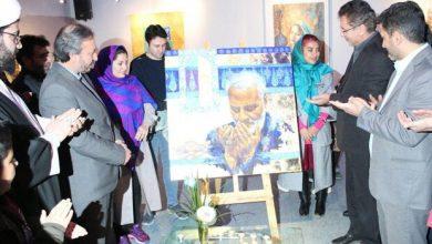 Photo of نمایشگاه نقاشی دلنوازان در فرهنگسرای مهر شاهرود گشایش یافت