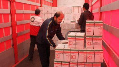 Photo of اولین محموله کمک هلالاحمر استان سمنان به سیستان بلوچستان ارسال شد