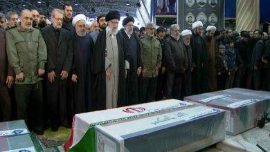 Photo of بزرگترین تشییع جنازه بعد از ارتحال امام خمینی(ره)/ تهران یکبار دیگر ایران شد/حضور شاهواری ها در پایتخت