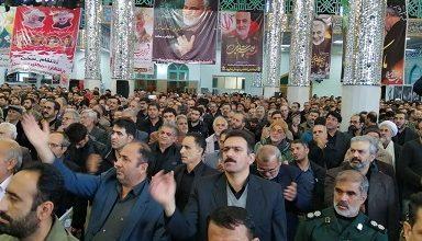 Photo of حمله به حاج قاسم سلیمانی در واقع حمله به یک امت بود/ نابودی آمریکا نزدیک است
