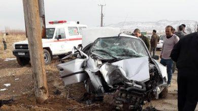 Photo of فوری/ تصادف پژو در جاده ابر/۴ کشته و زخمی