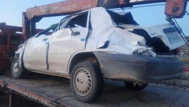Photo of واژگونی پراید در جاده شاهرود-میامی/ قوطی حلبی بازهم جان مردم را گرفت