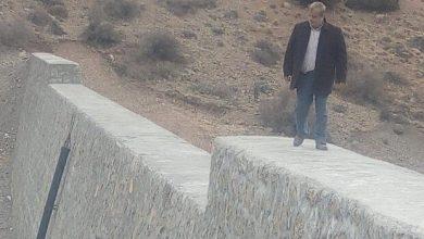 Photo of ۲ بند خاکی دهملا در بخش مرکزی شاهرود افتتاح شد