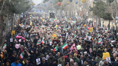 Photo of مردم شهرستان شاهرود حماسه آفریدند/ فجر انقلاب با یاد شهید سلیمانی