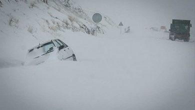 Photo of فوری/ برف کالپوش را پوشاند/ شرایط تردد دشوار شده است/ مدارس تعطیل شدند