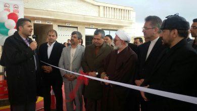 Photo of ۷ طرح عمرانی در شهرستان شاهرود به بهره برداری رسید