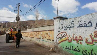Photo of ورودی روستای ابر مسدود شد/ جنگل رفتن ممنوع
