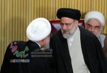 Photo of روحانی به دیدار رئیسی، رئیس جمهور منتخب رفت