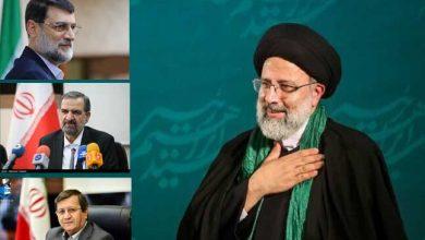 Photo of تبریک همتی، رضایی و قاضی زاده به منتخب ملت آیت الله دکتر سید ابراهیم رئیسی